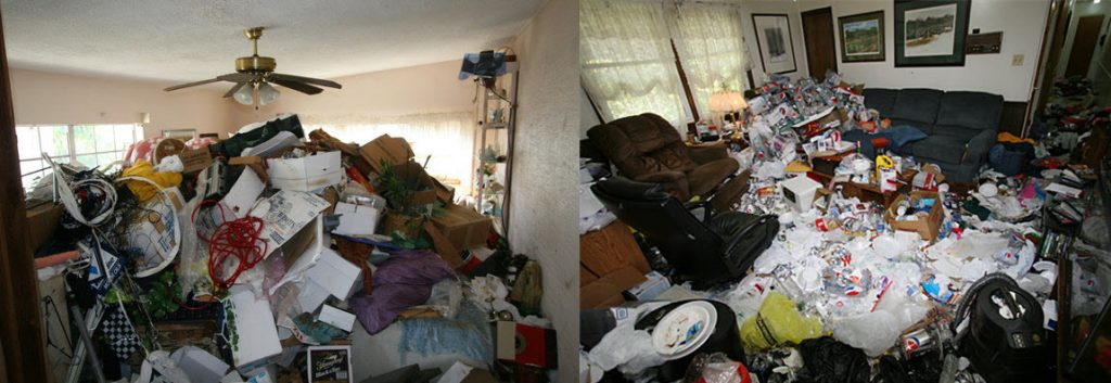 ottawa hoarder Cleaning Services