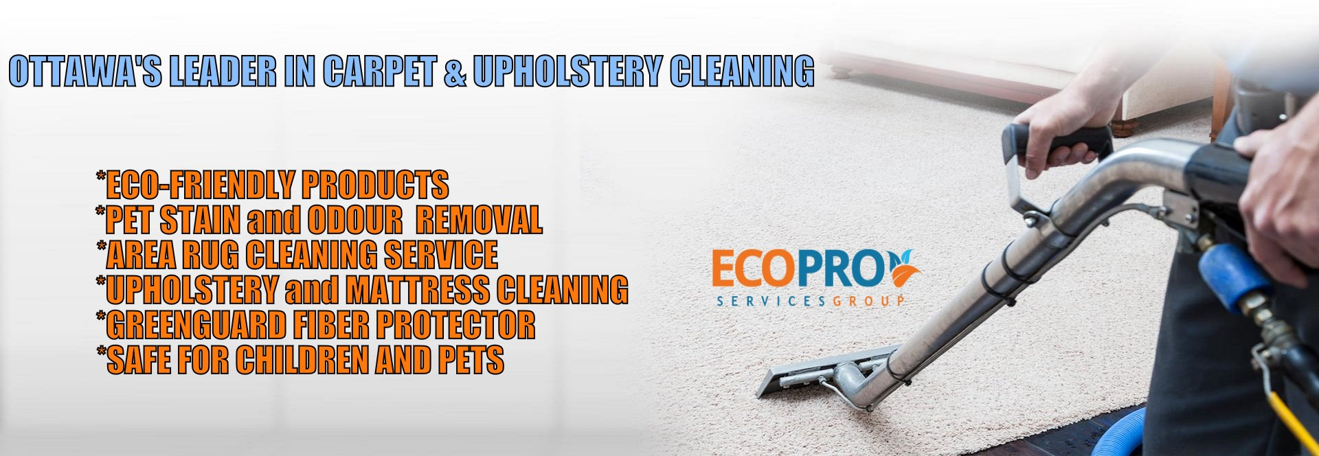 Ottawa Carpet Cleaning Services