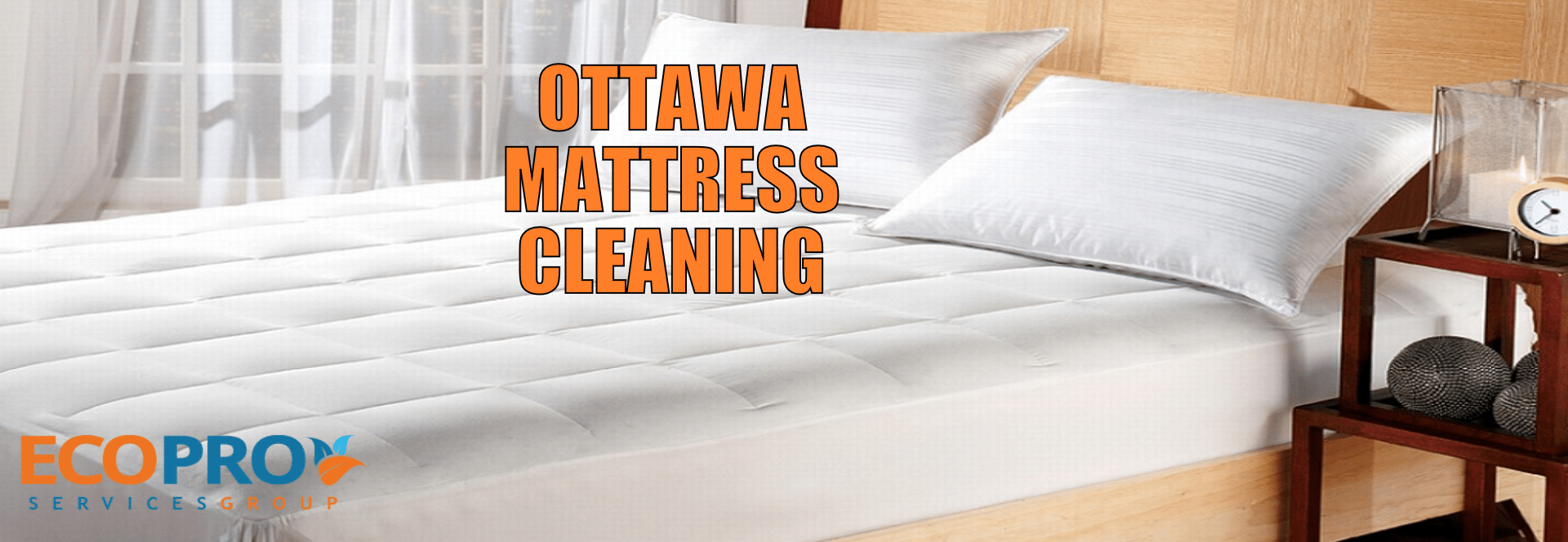 Mattress cleaning services in Ottawa, ontario